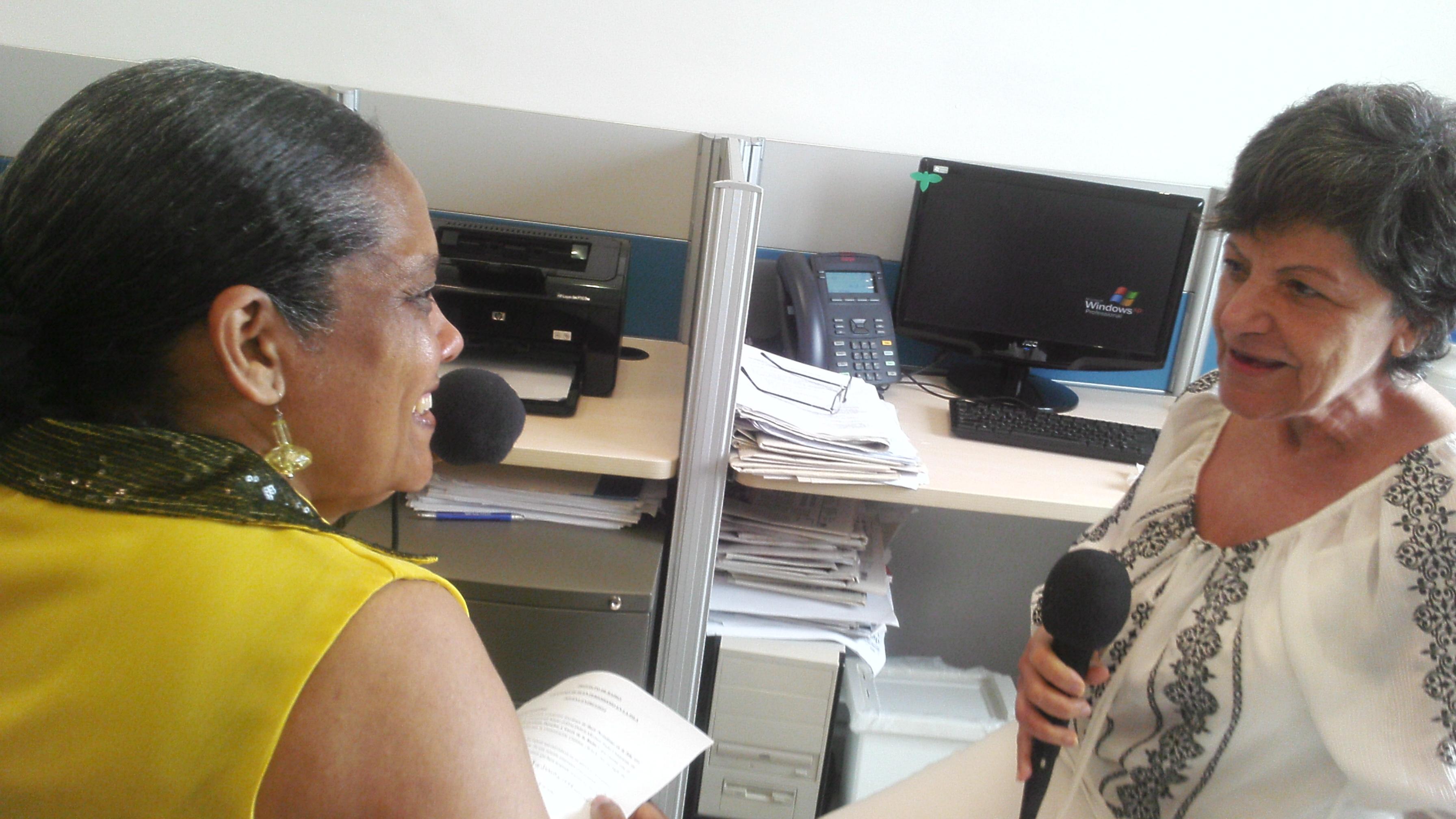 """Minerva Isa Martínez: """"La investigación en el periodismo para mí ha sido una pasión"""""""