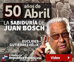Presidencia - 50 años de abril